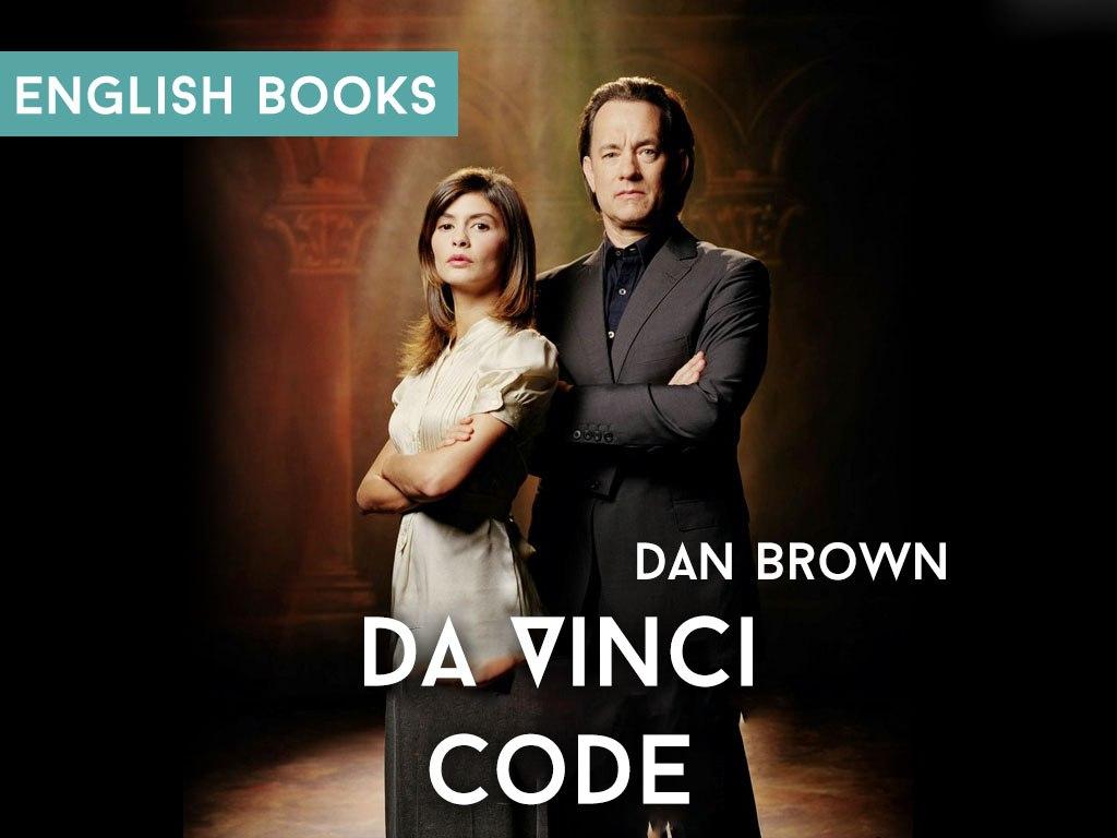 Dan Brown — Da Vinci Code
