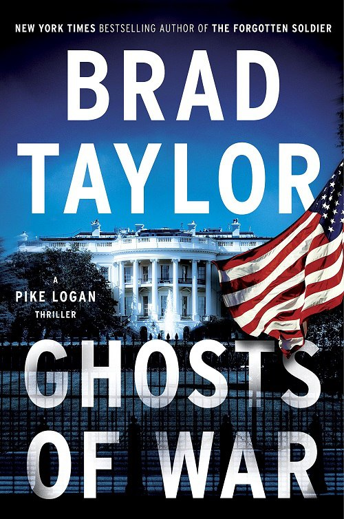 Brad Taylor – Ghosts Of War