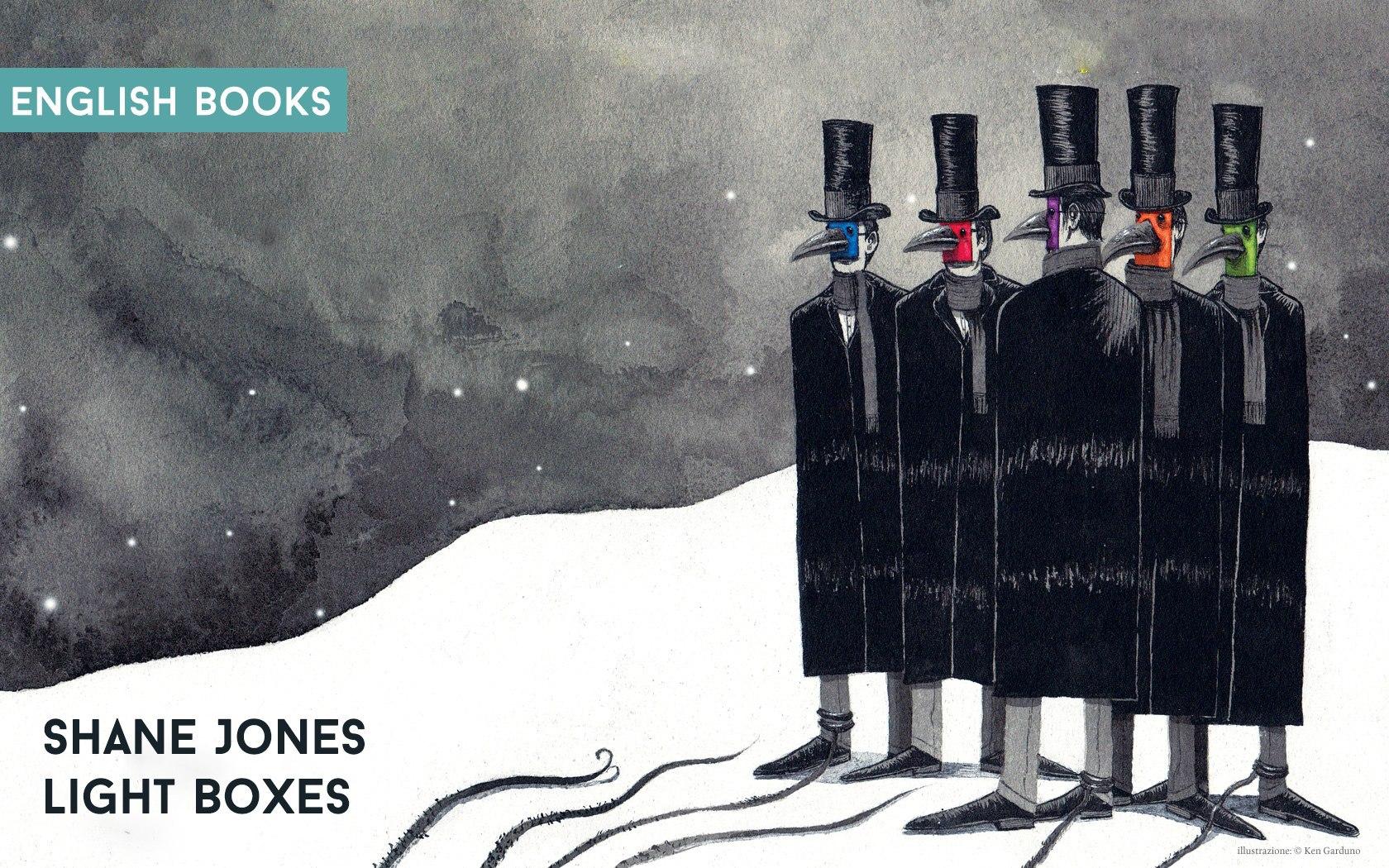 Shane Jones — Light Boxes