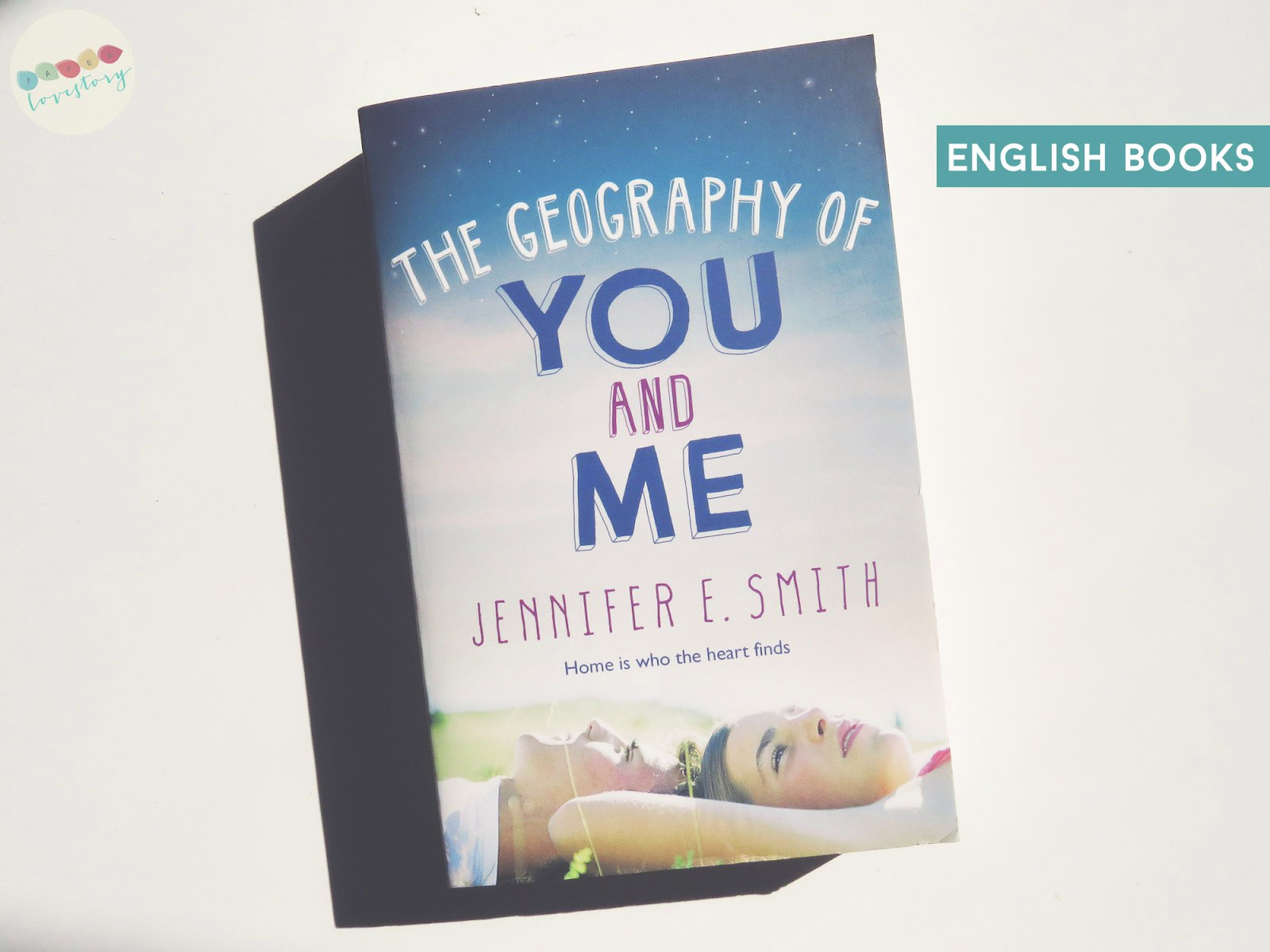 Jennifer Smith — The Geography Of You And Me