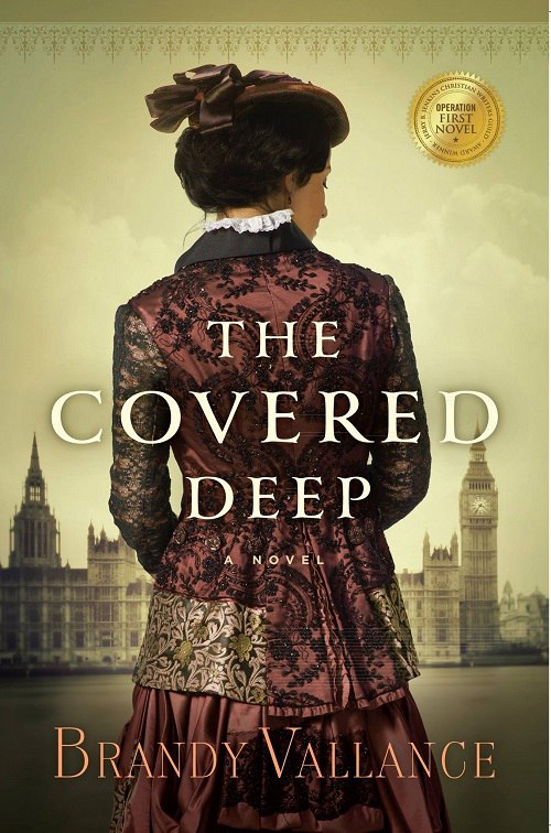 Brandy Vallance – The Covered Deep