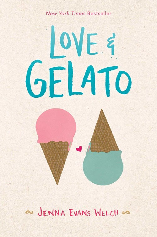 Jenna Evans Welch – Love & Gelato