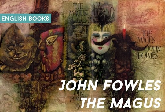The Magus John Fowles Epub