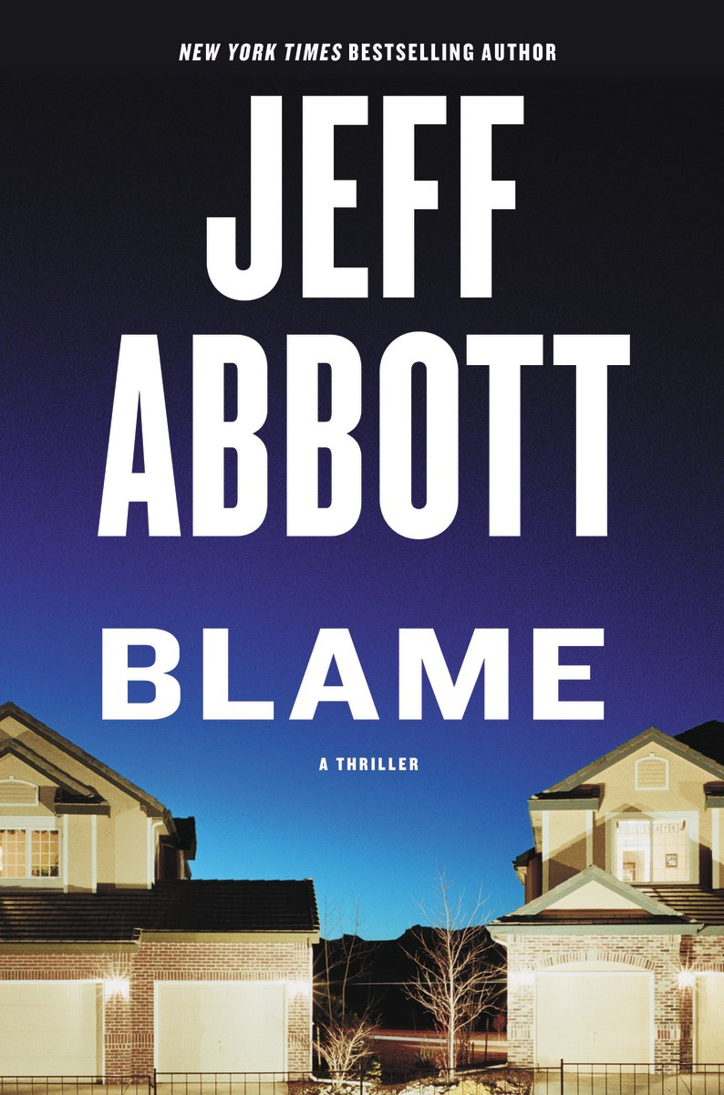 Jeff Abbott – Blame