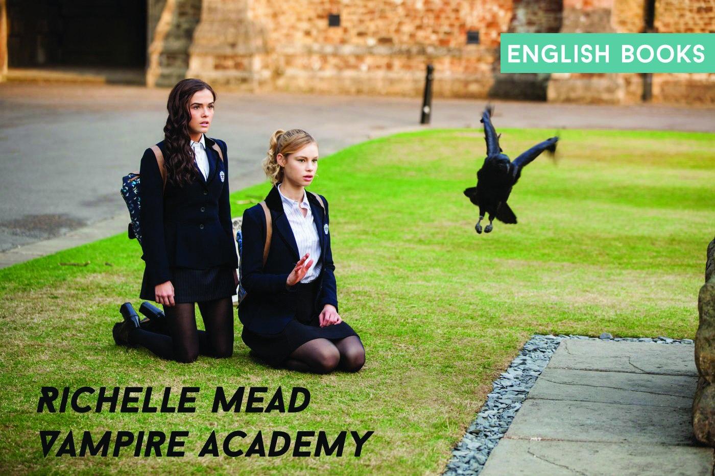 Richelle Mead — Vampire Academy