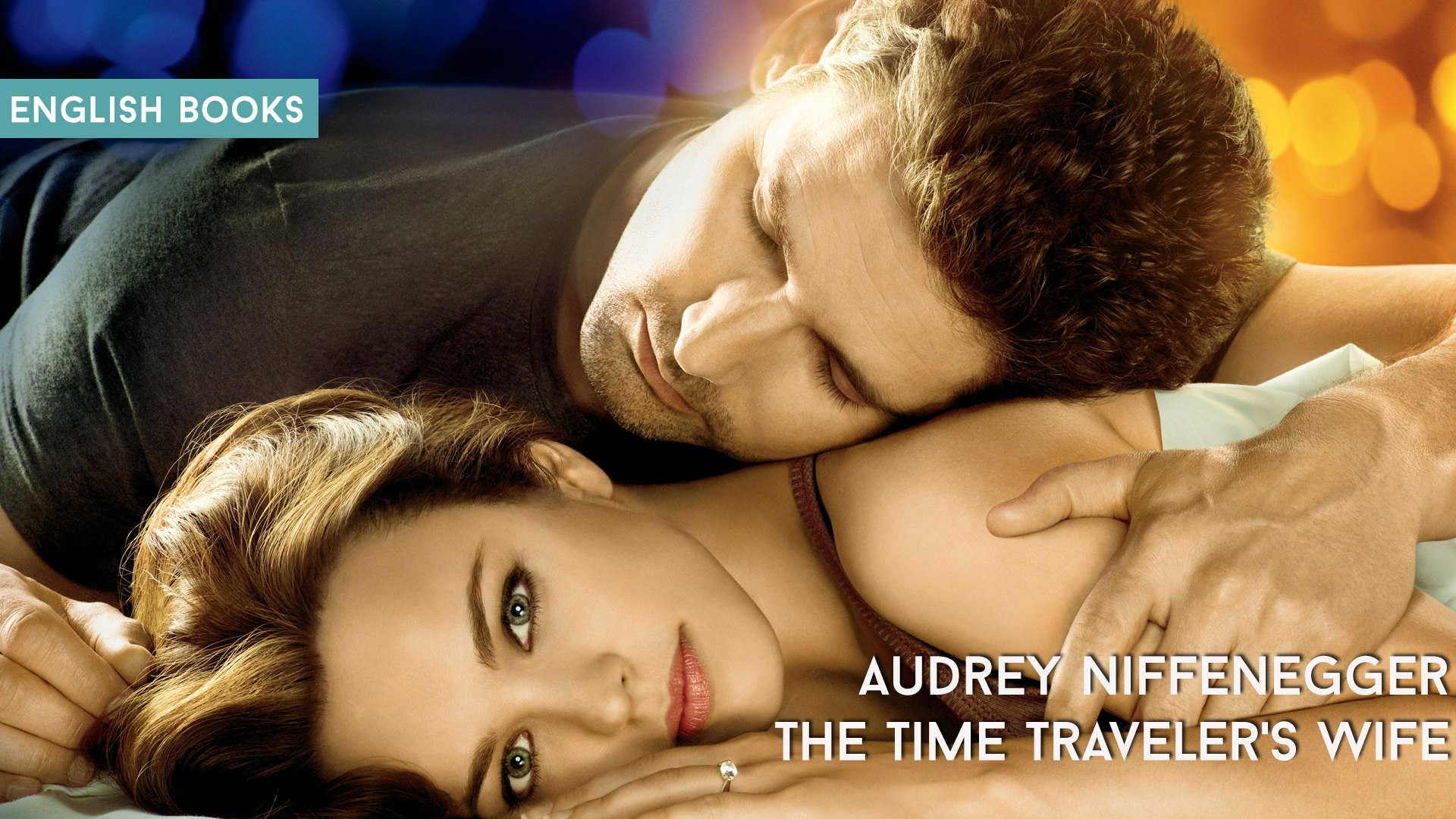 Audrey Niffenegger — The Time Traveler's Wife