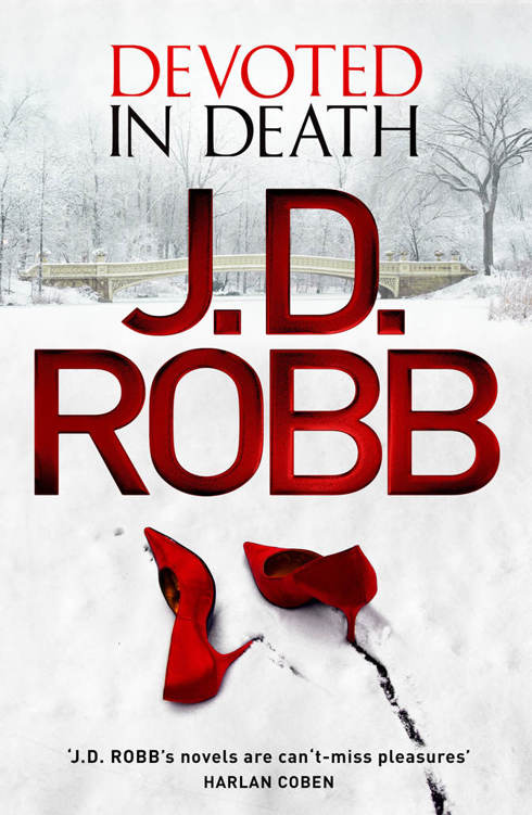 J. D. Robb – Devoted In Death