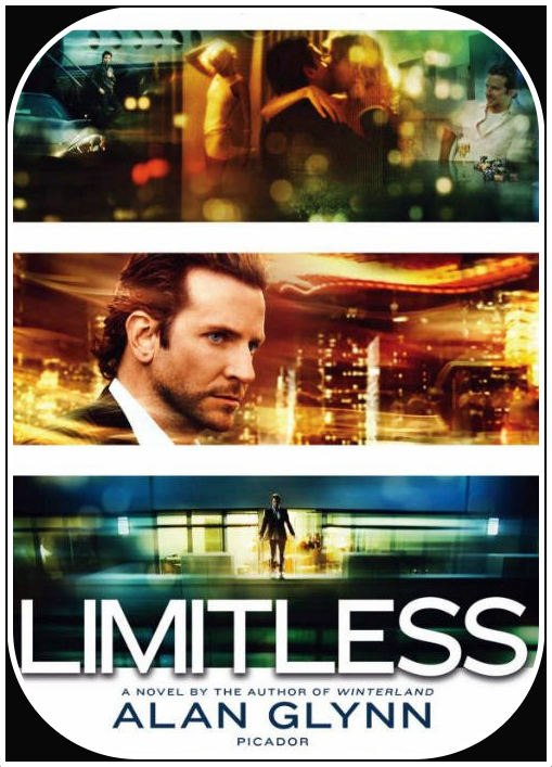 Alan Glynn- Limitless