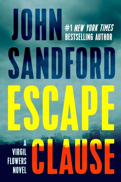 John Sandford – Escape Clause