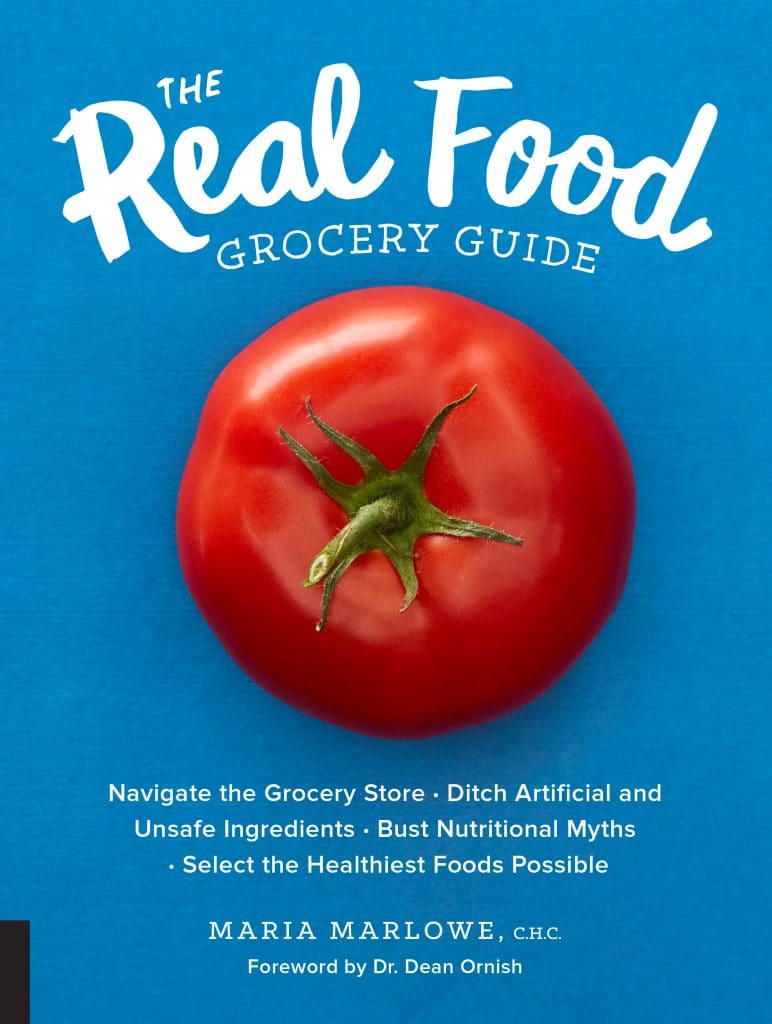 Maria Marlowe – The Real Food Grocery Guide