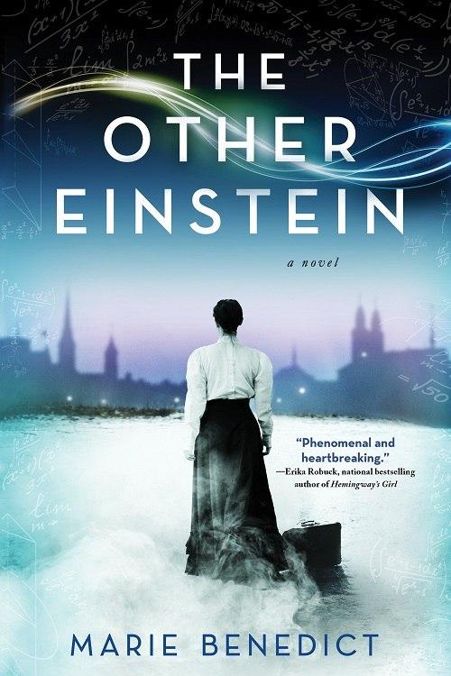 Marie Benedict – The Other Einstein