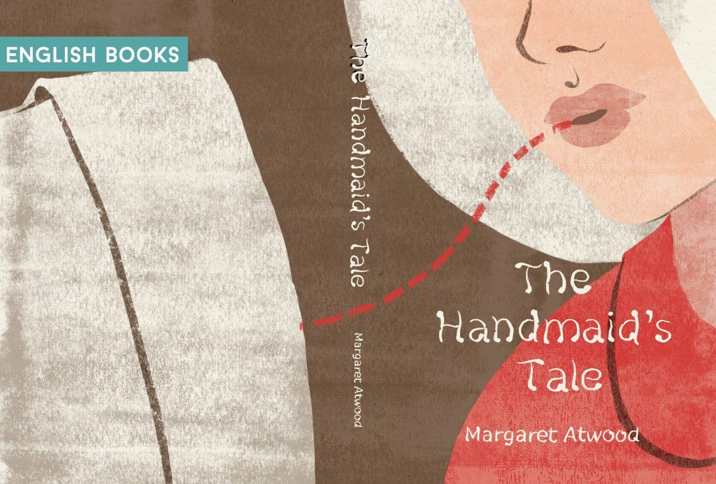 the theme of the lost identity in margaret atwoods the handmaids tale and margaret laurences the fir Atwood, margaret childhood and education  individualism and identity in the handmaid's tale establishing identity  handmaids are also identified by a number.