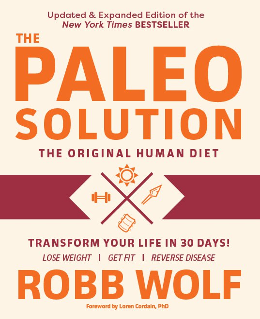 Robb Wolf – The Paleo Solution