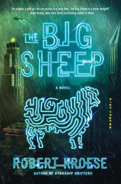Robert Kroese – The Big Sheep
