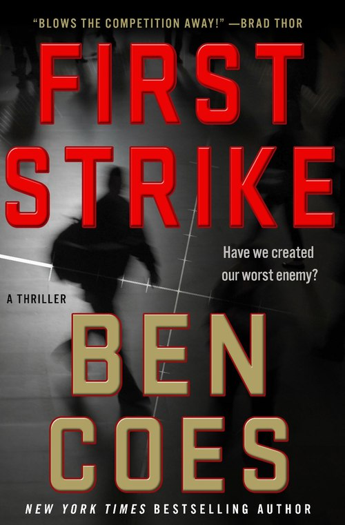 Ben Coes – First Strike