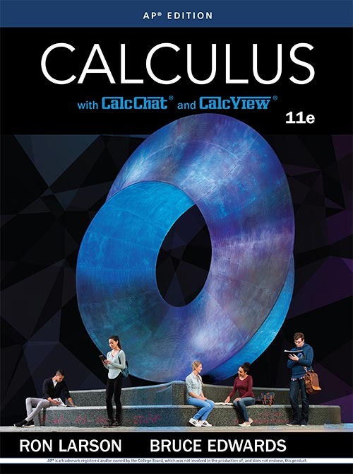 Ron Larson, Bruce Edwards – Calculus