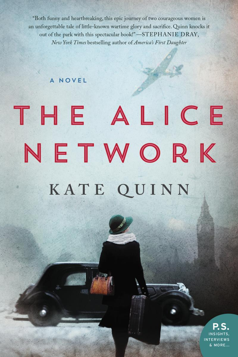 Kate Quinn – The Alice Network