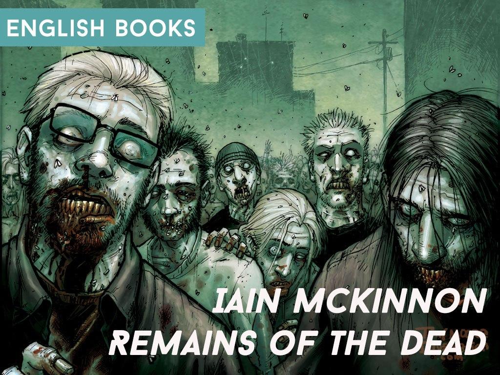 Iain McKinnon — Remains Of The Dead