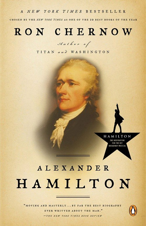 Ron Chernow – Alexander Hamilton