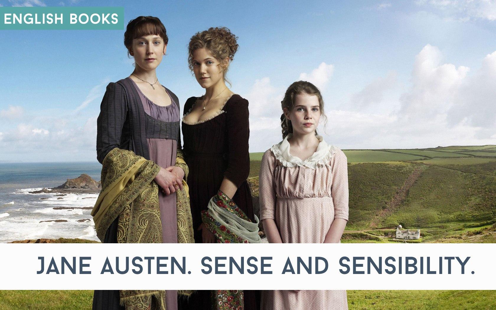 Jane Austen — Sense And Sensibility