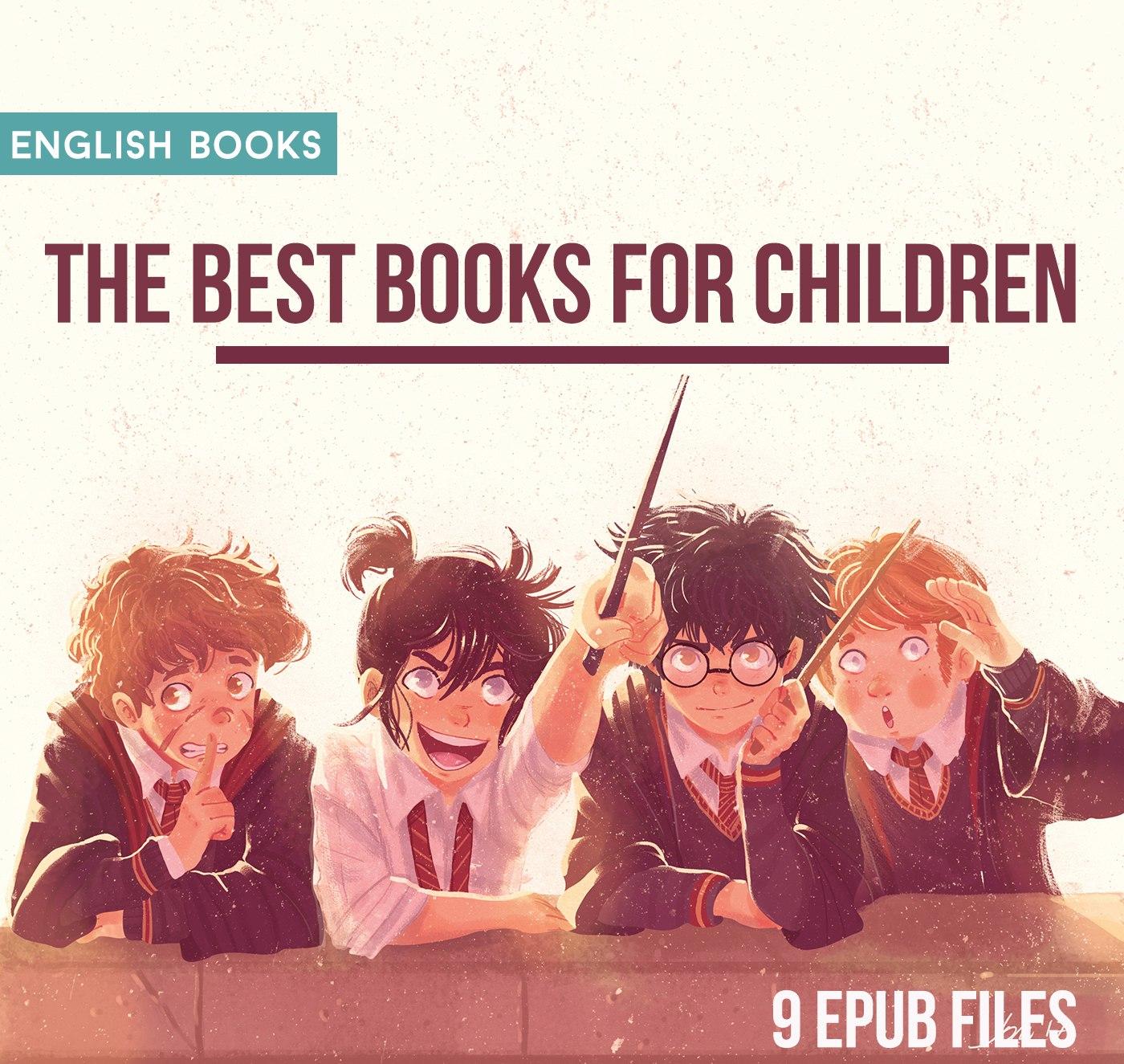 9 Best Books For Children