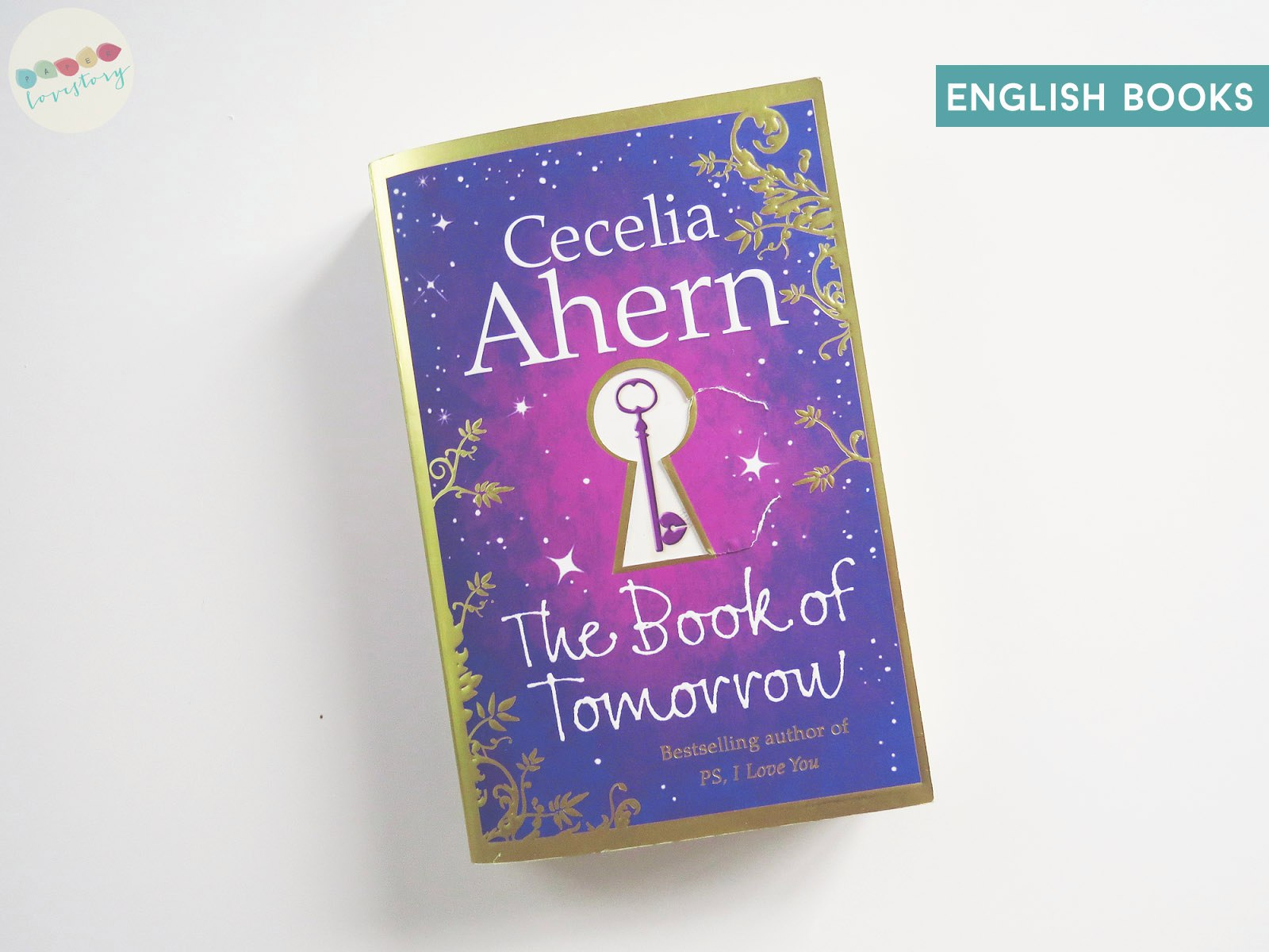 Cecelia Ahern — The Book Of Tomorrow