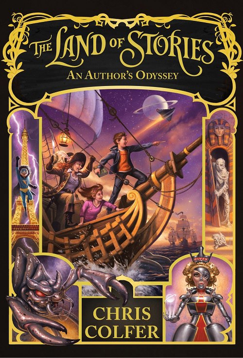 Chris Colfer – The Land Of Stories