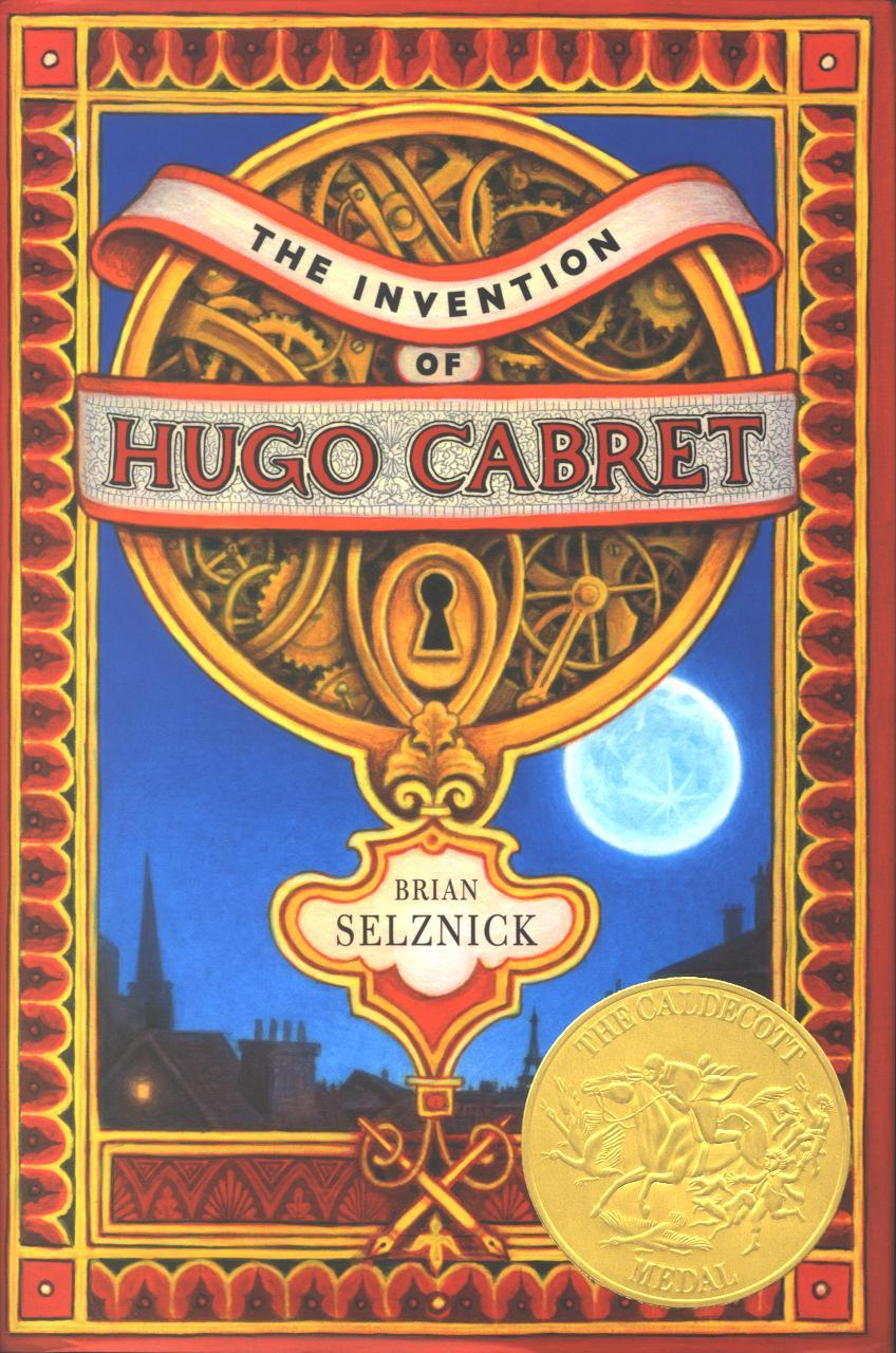 Brian Selznick – The Invention Of Hugo Cabret