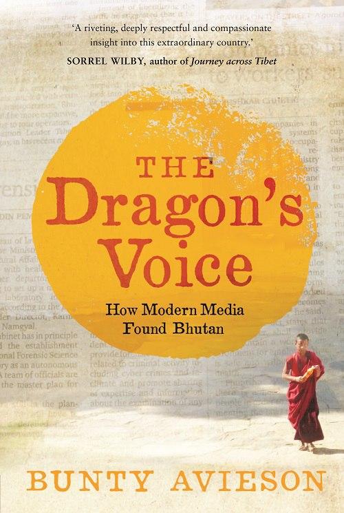 Bunty Avieson – The Dragon's Voice
