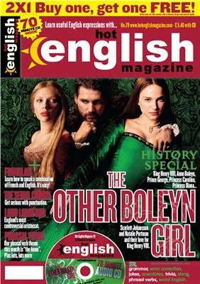 Hot English Magazine №79!