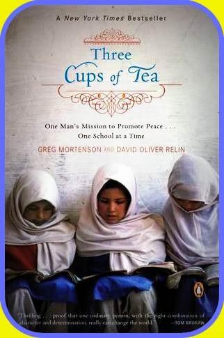 Greg Mortenson-Three Cups Of Tea