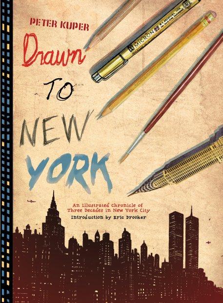 Peter Kuper – Drawn To New York