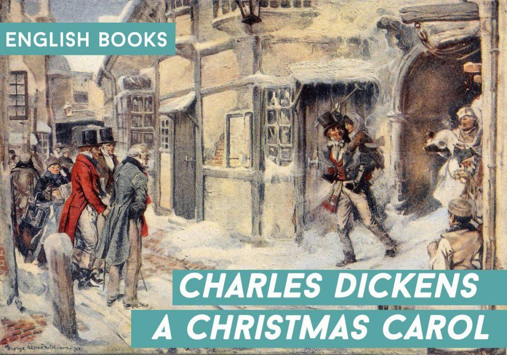 Charles Dickens — A Christmas Carol read and download epub, pdf, fb2, mobi
