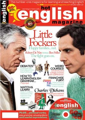 Hot English Magazine №108!