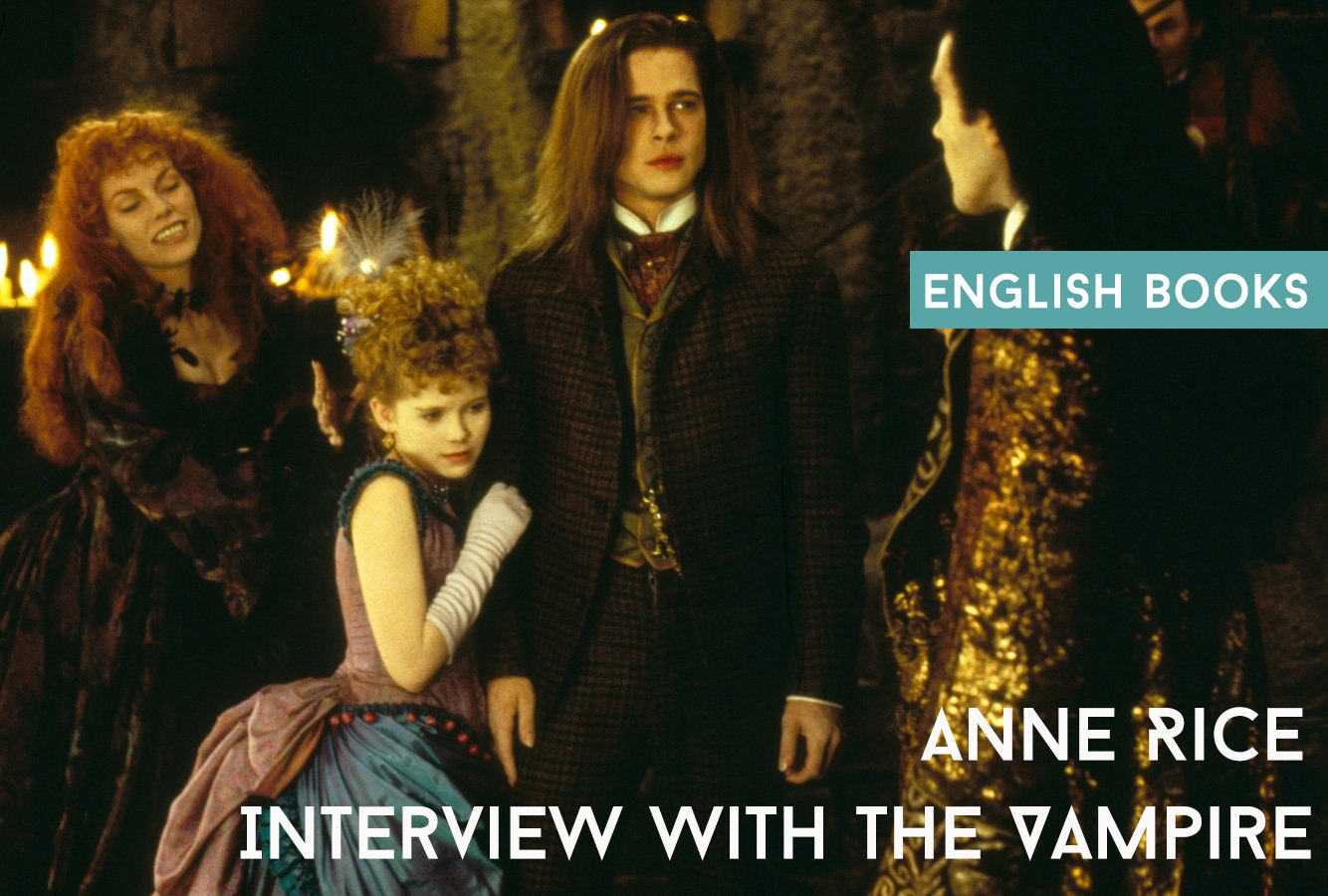 Anne Rice Interview With The Vampire Read And Download Epub Pdf Fb2 Mobi