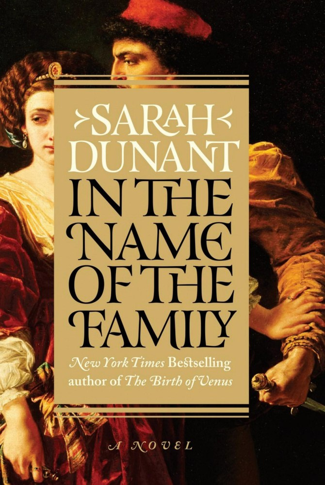 Sarah Dunant – In The Name Of The Family