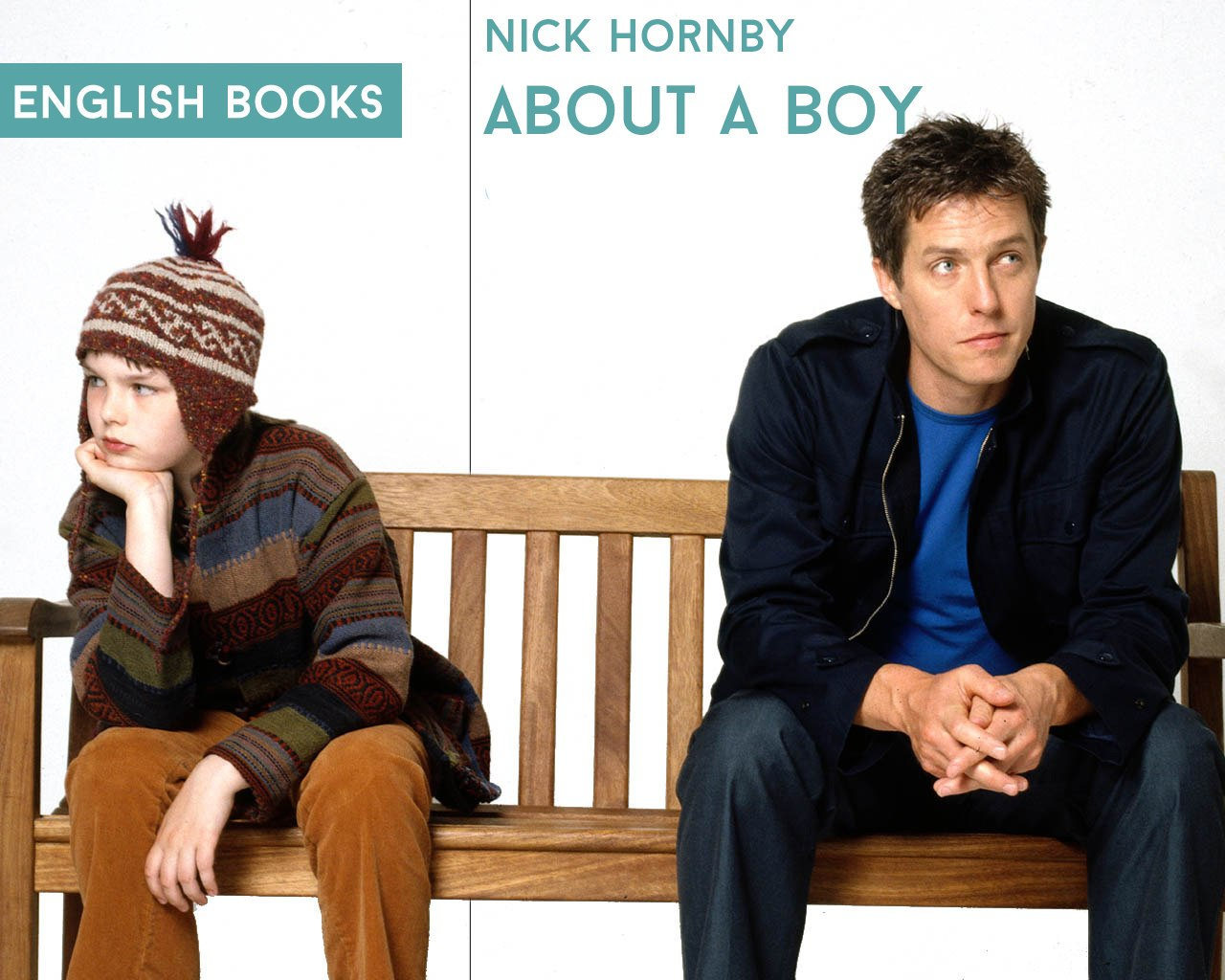 plot used in nick hornby about a boy About a boy by nick hornby is a novel of coming of age at middle age will freeman is a thirty-six year old man who lives off the royalties of a song that his father wrote nearly seventy years ago will is commitment-phobic, so when he meets a single mother and discovers that this type of woman is just.