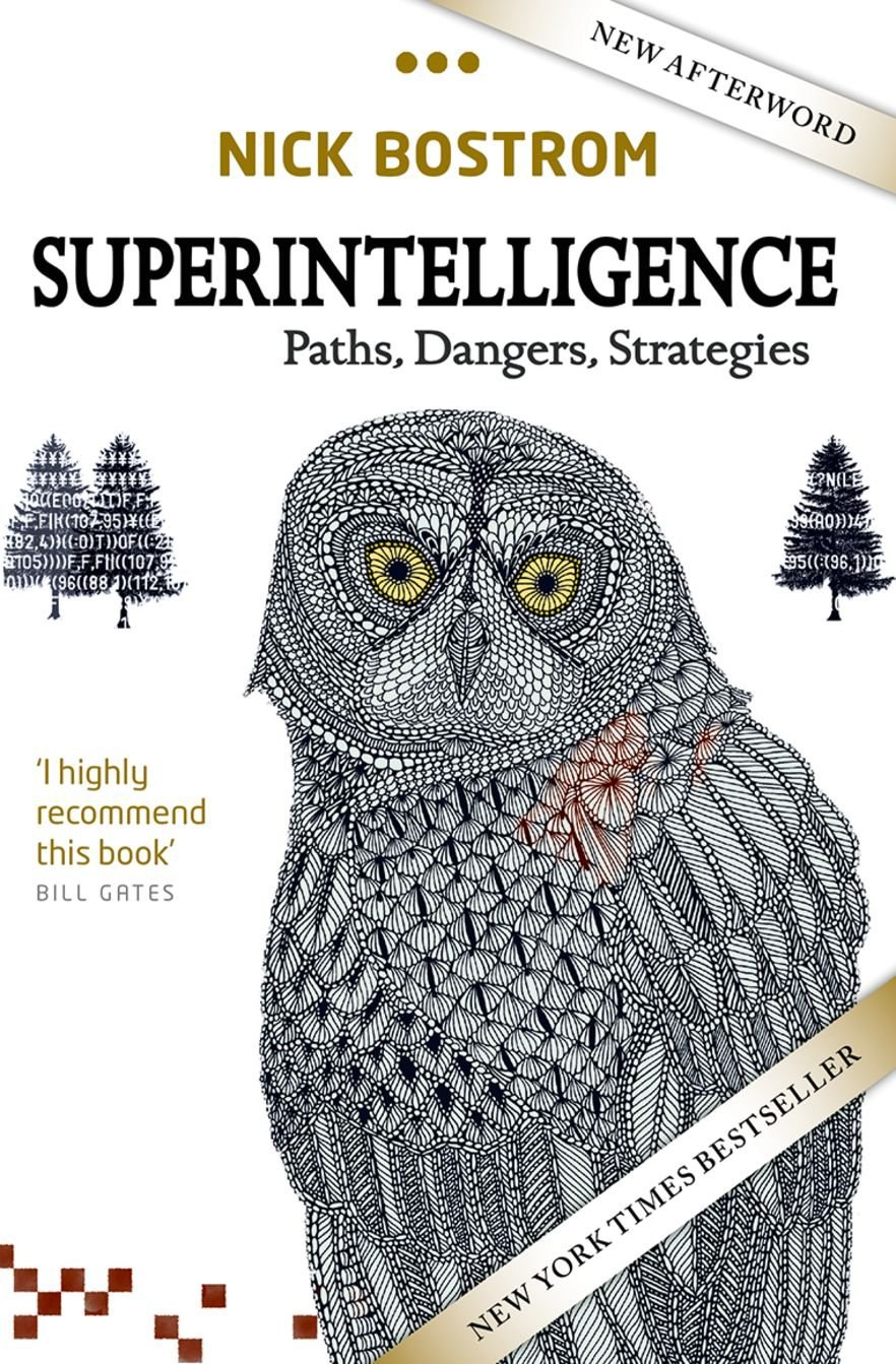 Nick Bostrom – Superintelligence