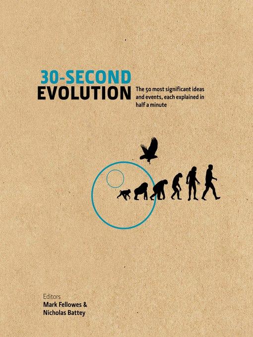 Mark Fellowes, Nicholas Battey – 30-Second Evolution