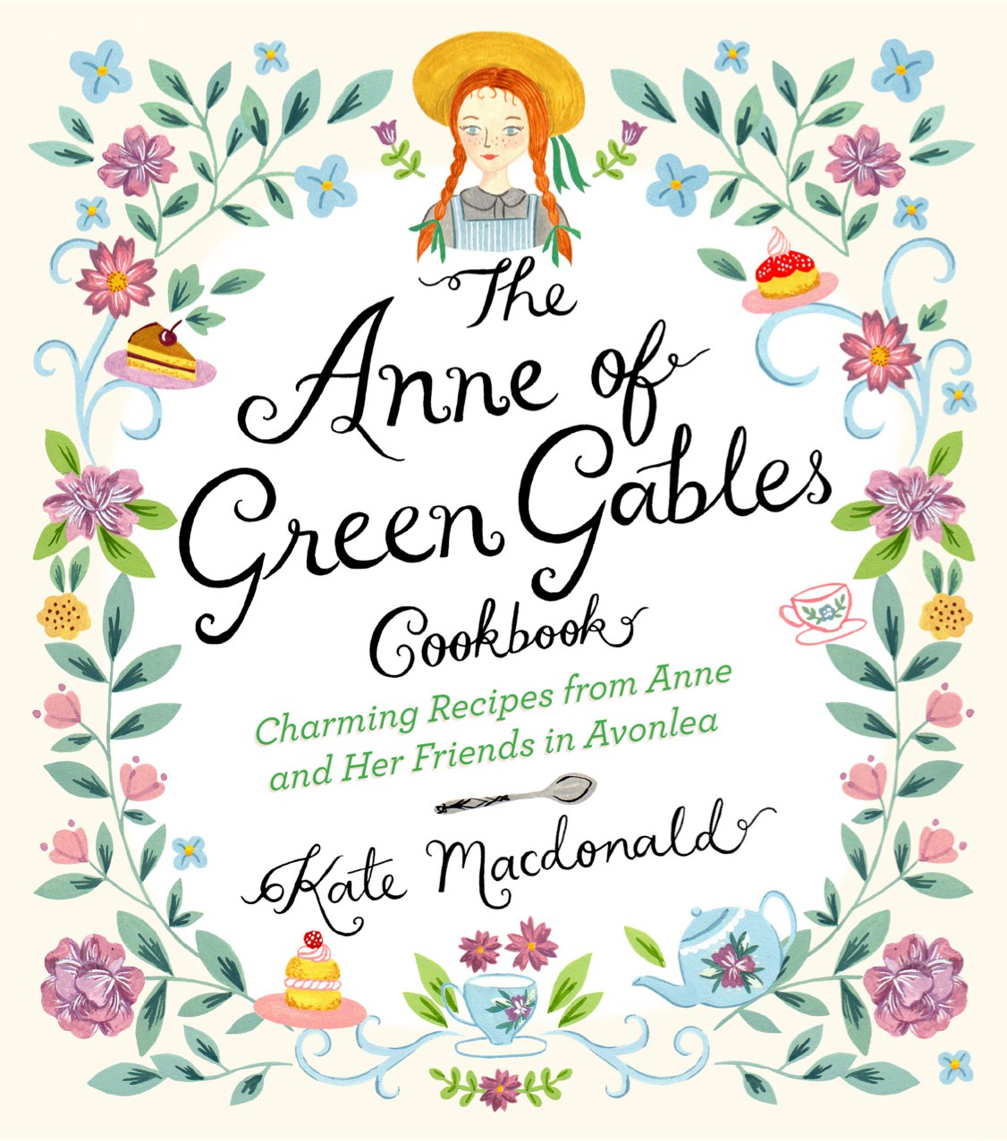 Kate Macdonald – The Anne Of Green Gables Cookbook