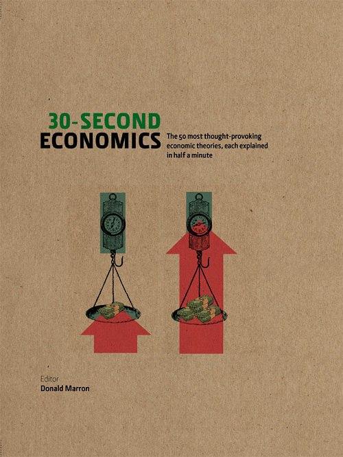 Donald Marron – 30-Second Economics
