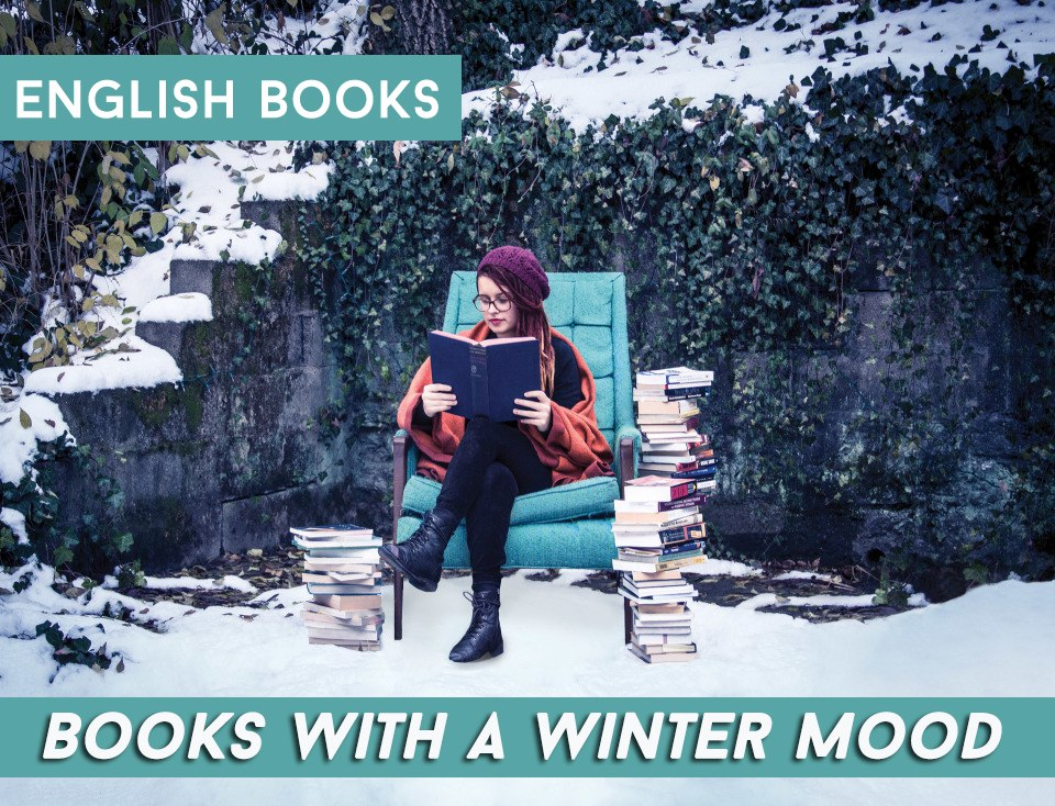 9 Books With A Winter Mood