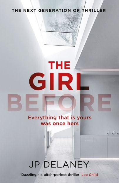 JP Delaney – The Girl Before