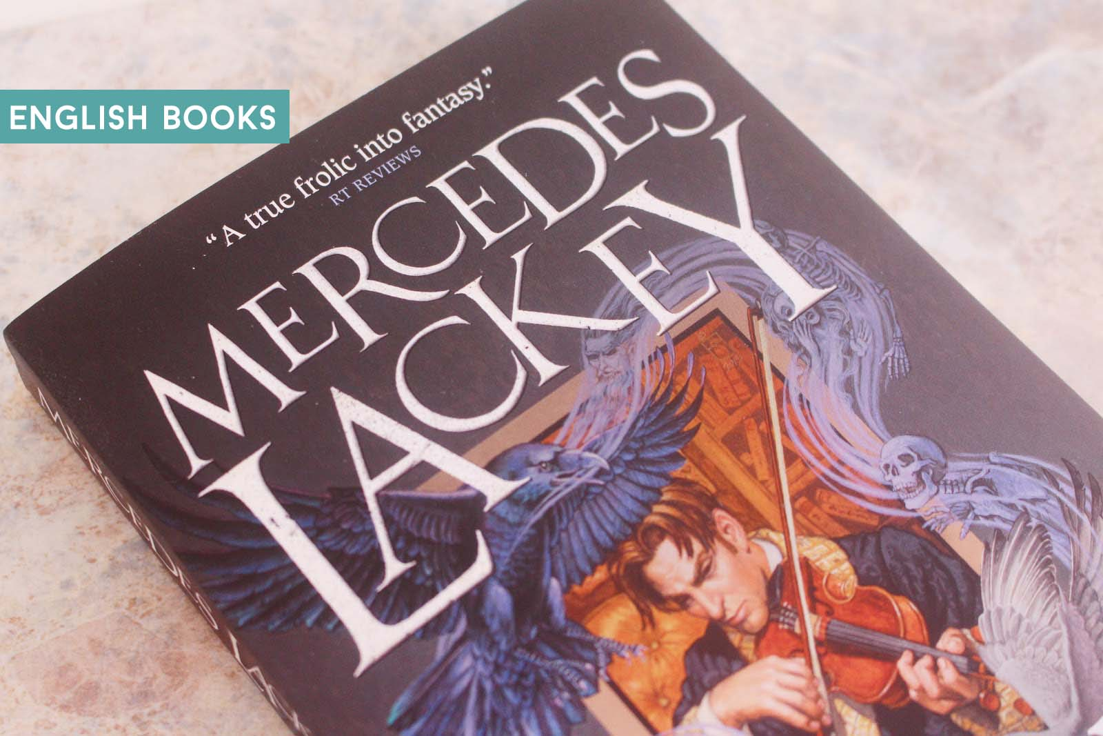 Mercedes Lackey — The Wizard Of London