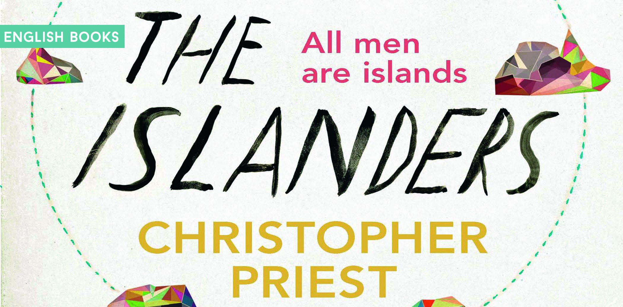 Christopher Priest — The Islanders