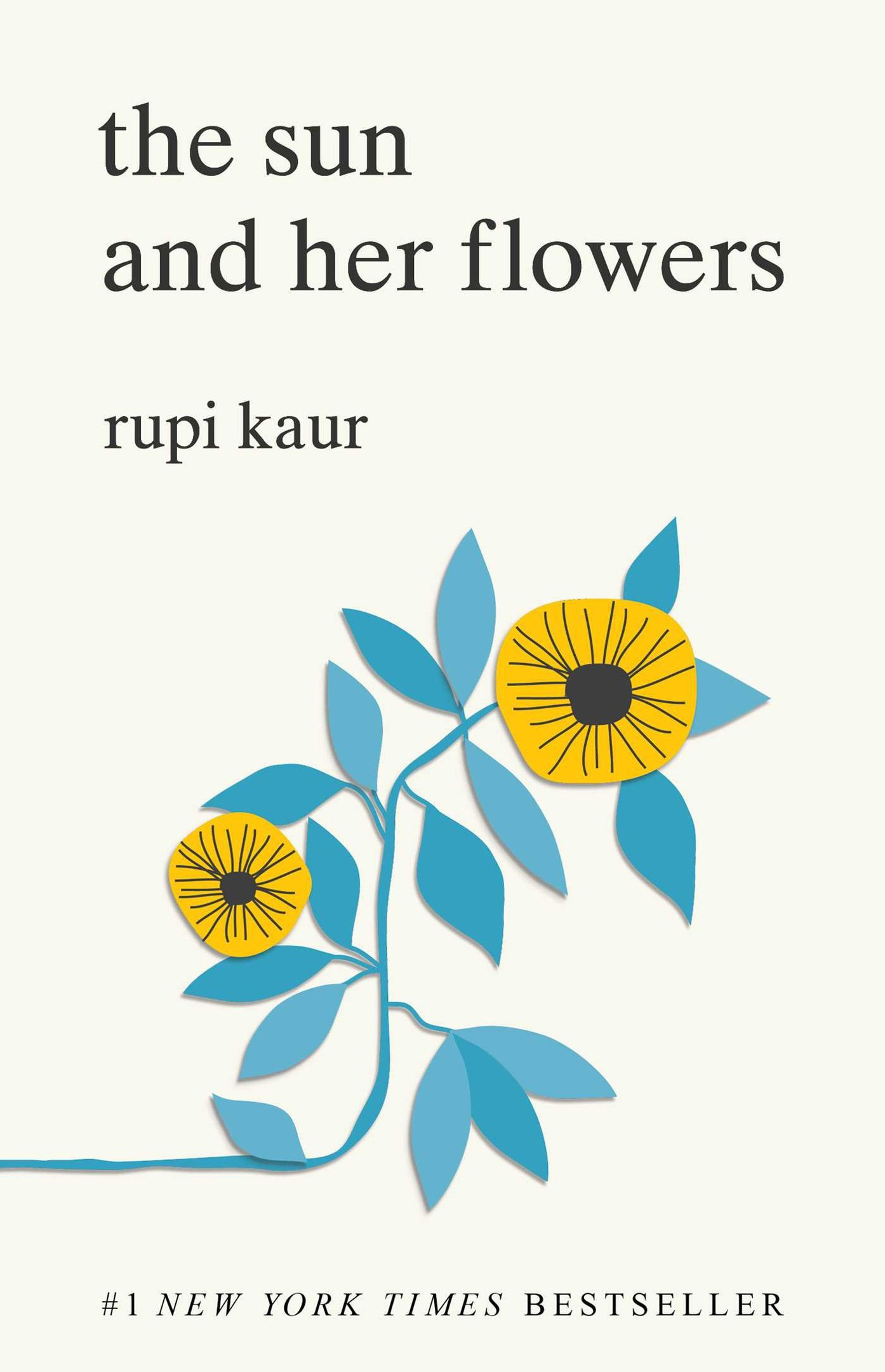 Rupi Kaur – The Sun And Her Flowers