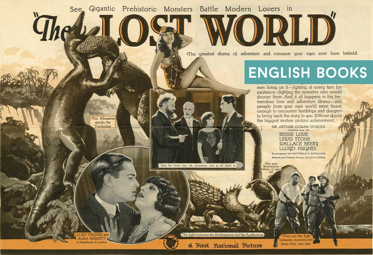 Arthur Conan Doyle — The Lost World