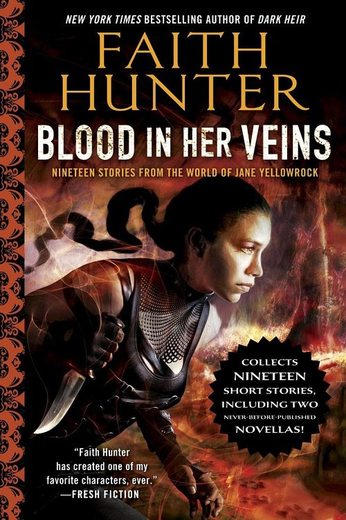Faith Hunter – Blood In Her Veins