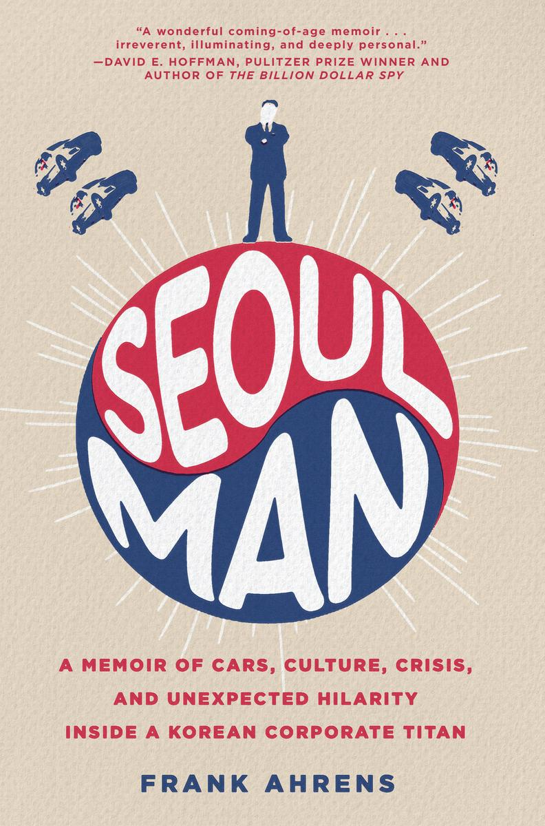 Frank Ahrens – Seoul Man