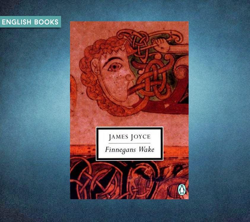 James Joyce — Finnegans Wake